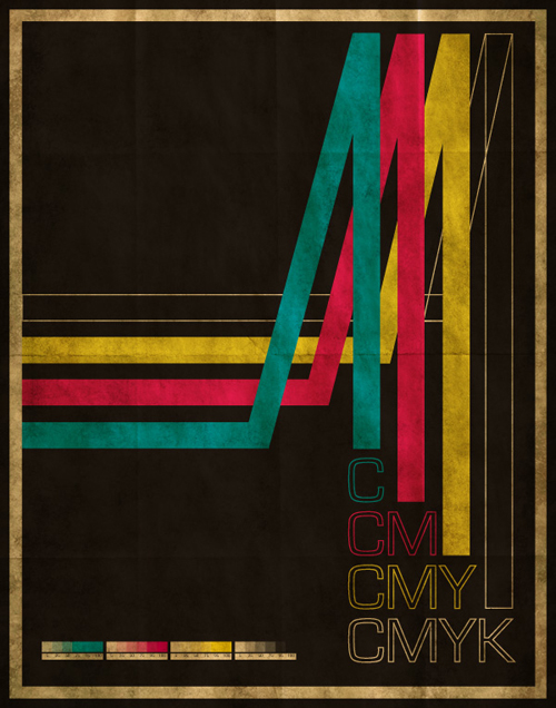 CMYK by DecadentBlend.com