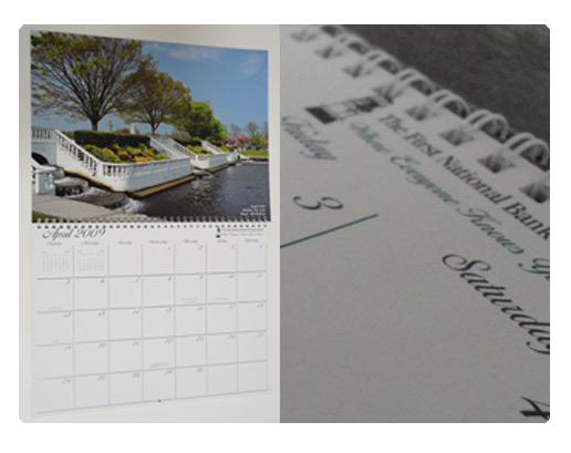 Custom Calendars for Business
