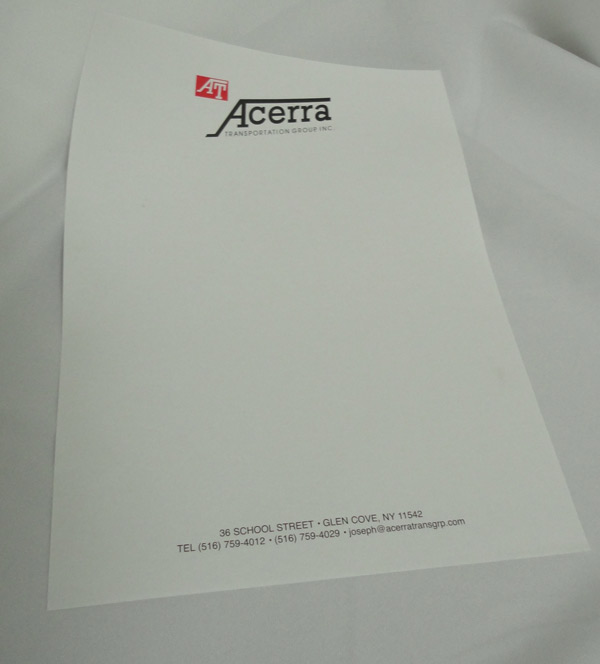 Letterhead-business clean design
