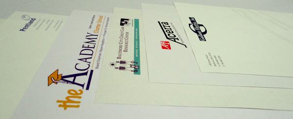 Letterhead Business Information Placement