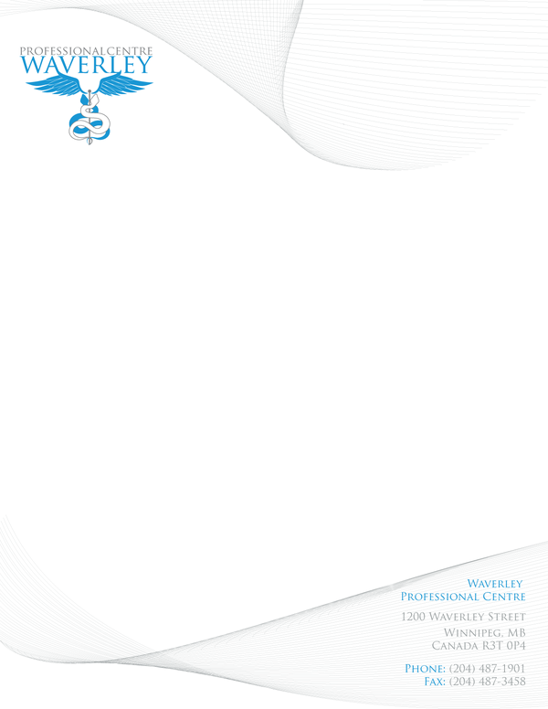 Business Letterhead by Kiq