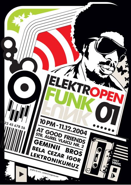 Poster by Etrix