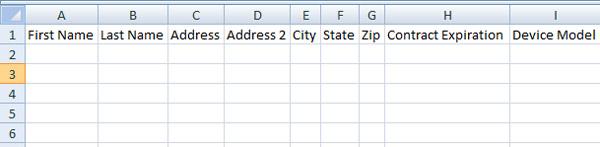 Variable Data Printing Database