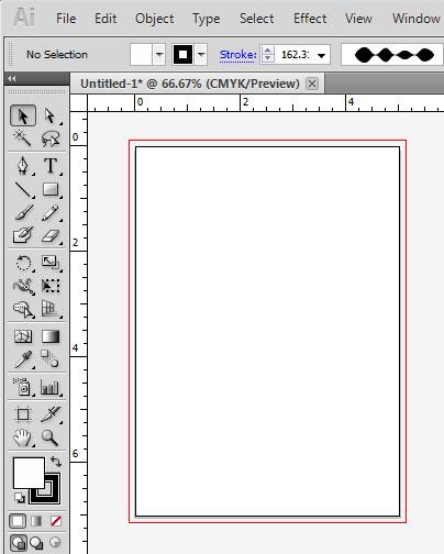 Adobe Illustrator Bleeds