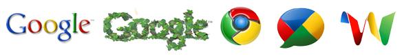 Google Brand Identity Variations