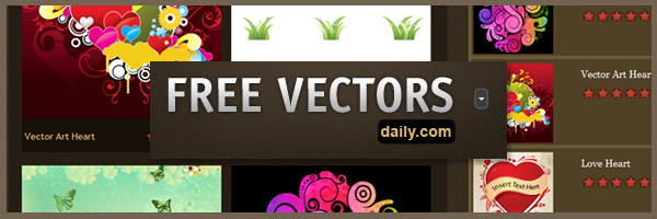 Free Vectors Daily - Free Vector Art Downloads