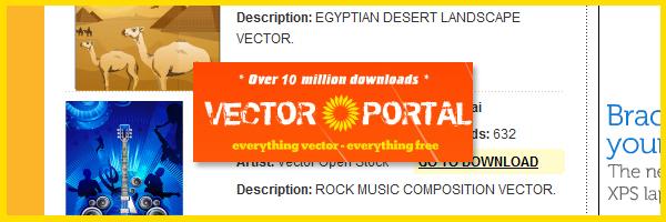 Vector Portal - Free Vector Art Downloads