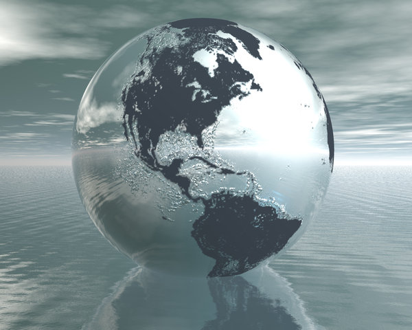 Earth by klen70
