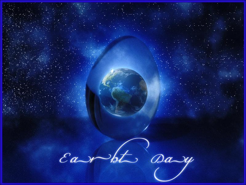 Earth day by InspiredInsanity
