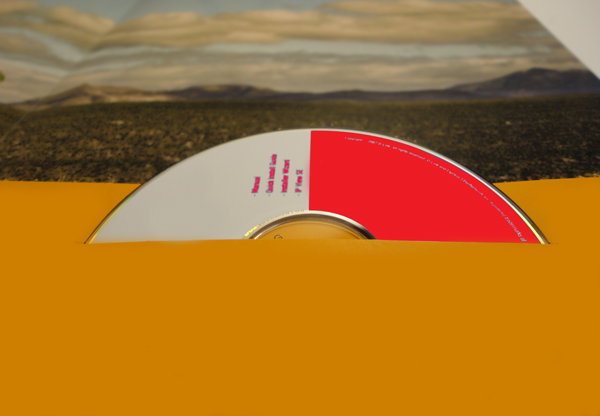 Presentation Folder with CD/DVD Slit