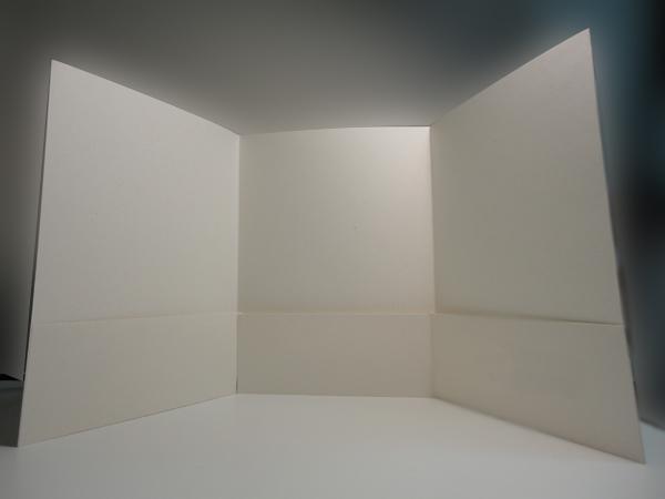 Tri-Panel Presentation Folder