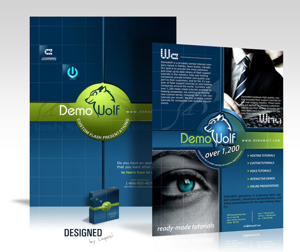 Brochure by Brandzigners