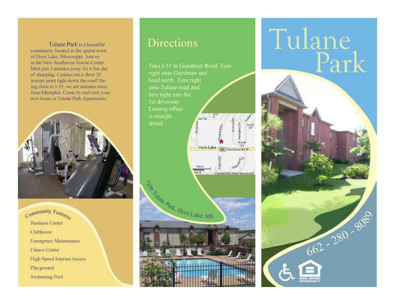 Brochure by ksteward