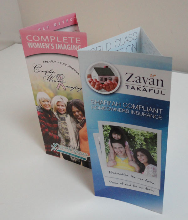 brochures by mmprint