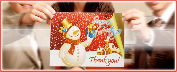 2012 Greeting Card Printing
