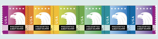 2013 USPS Postage Rate Increase Presorted Stamps