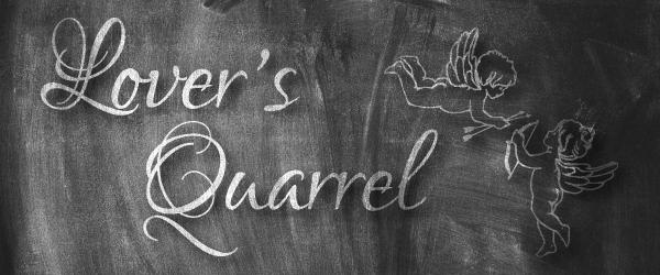 Free Valentine Font Lover's Quarrel