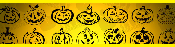 Free Vector Pumpkins Download