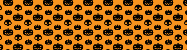 Vector Halloween Patterns