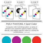 Printing Terms Color Quick Guide